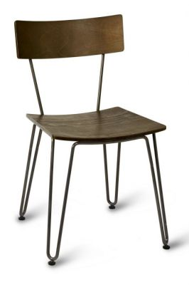 Designer Industrial Style Cafe Chair