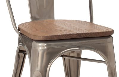 Wooden Seat Board For Tollix V2 Chairs And Stools