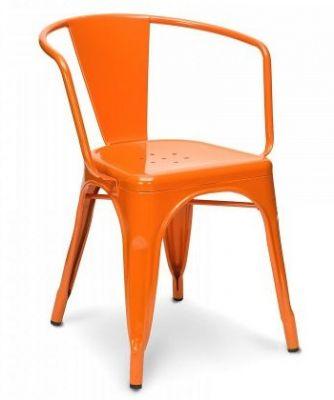 Tollix V2 Armchair In Orange