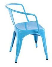 Tollix V2 Armchair In Pastel Blue