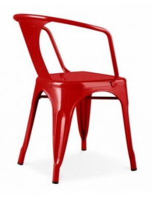 Tollix V2 Armchair In Red