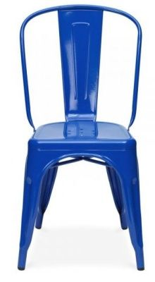 Tollix V3 Chair In Lue Front View