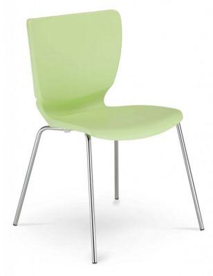 Fargo Chair Pistachiio Front Angle
