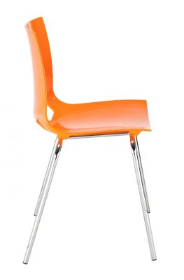 Margo Cafe Chair Side View