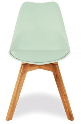 Deko Dining Chair With A Peppermint Seat Facing