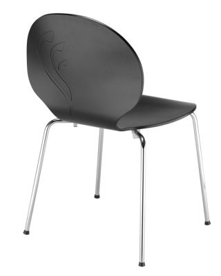 Aribo Lamianted Cafe Chair