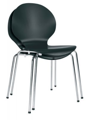 Aribo Cafe Chairs Stacked