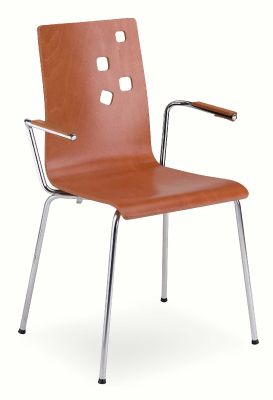 Ammi Cafe Arm Chair