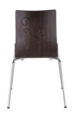 Carida Cafe Chair Rear Shot
