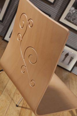Carida Chair Detail Shot 2