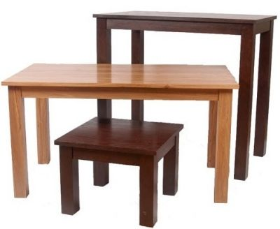 MS Oak Veneer Restaurant Tables
