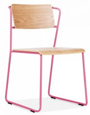 Tram Chair Oink Frame Front Angle