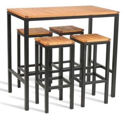 Kendo Bar Height Dining Set