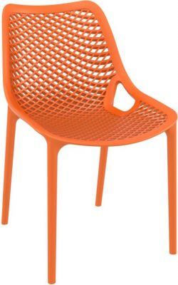 Orange Sudra Chair