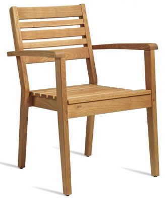 Trafford Robina Wooden Armchair