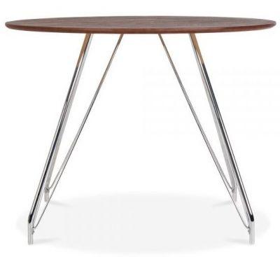 Stockholm Table Walnut Top 2