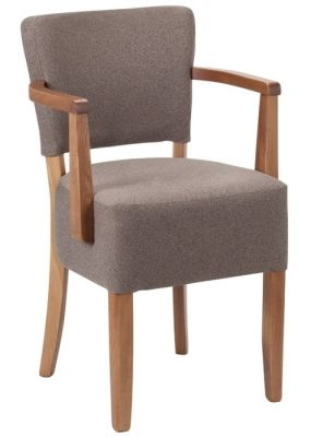 Rosie V2 Dining Chair With Arms 1