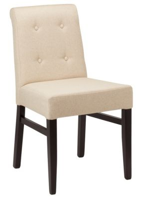 Moritz Button Side Chair