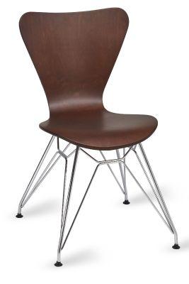 Villa Helix Chair Wenge