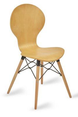 Monsoon Designer Chair Natural Finish