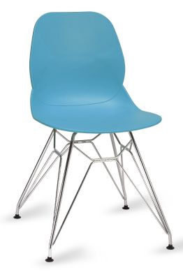 Mylo V5 Chair With A Pyramid Frame In Turquoise