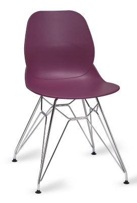 Mylo V5 Chair With A Pyrmad Chair In Plum