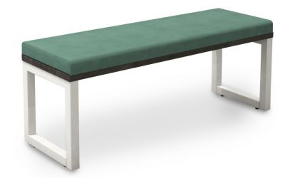 Avalon Lop Bench With SEat Pad
