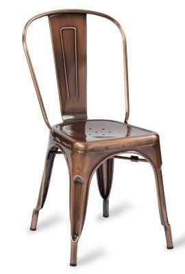 Tollix V2 Side Chair In Vintage Copper