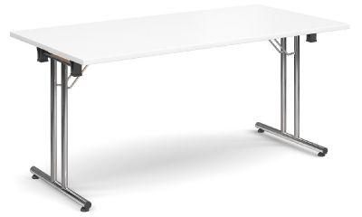 Thorex Folding Table White Top